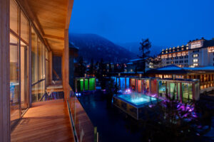 Boutique Hotel Backstage Zermatt